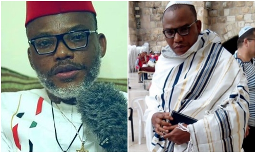 Nnamdi Kanu, Live Broadcast of Nnamdi Kanu, Leader of IPOB from Jerusalem, Latest Nigeria News, Daily Devotionals & Celebrity Gossips - Chidispalace