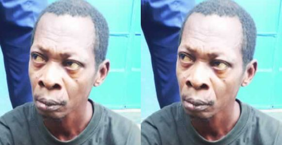 Man arrested for raping and impregnating his 13-year-old daughter