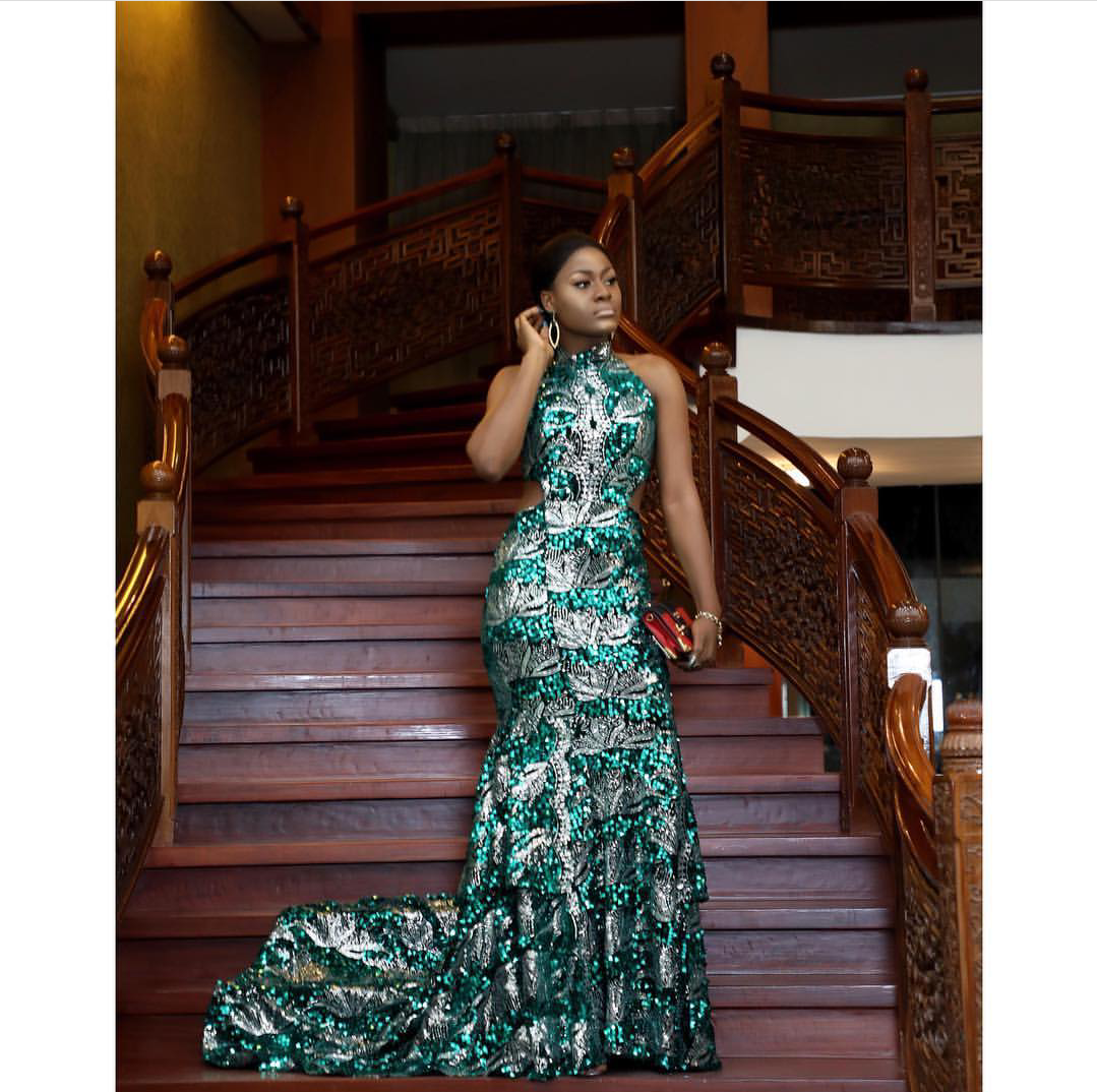 Alex Unusual, Alex Unusual looks classy at the Independence day event (Photos)