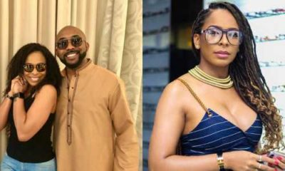 Tboss breaks silence after been warned against snatching Banky W from Adesua