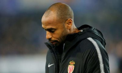 Football: Thierry Henry Loses First Match As Monaco Coach