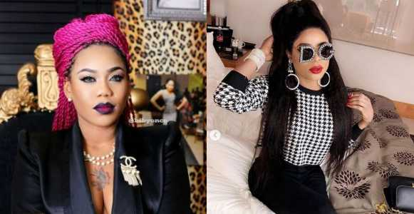 Photo of Toyin Lawani speaks on how hurt she was when Bobrisky betrayed her