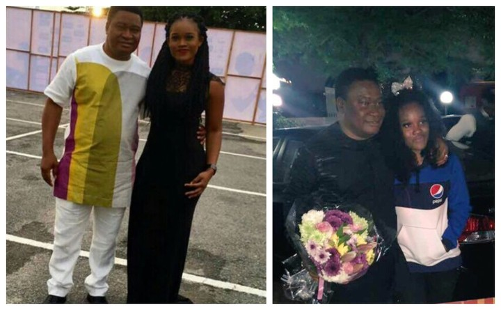 Daddy In The Skirt, Daddy in the skirt – Cee-c's dad writes her a sweet birthday message