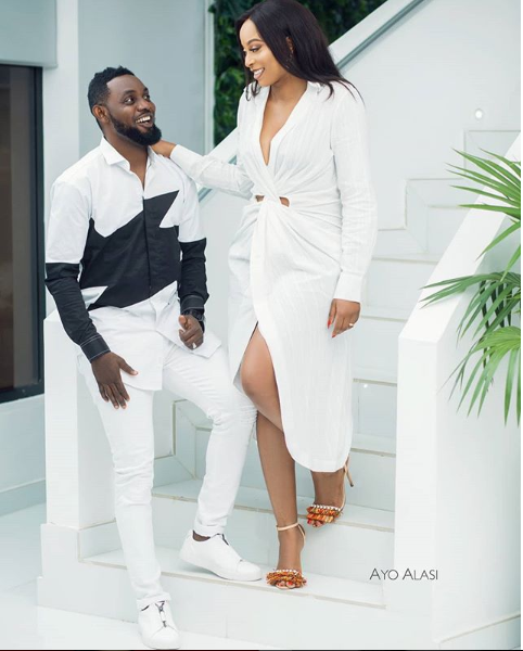 Photo of 'I want to grow old with you and remember the past with you' – Comedian AY tells wife Mabel as they celebrate their 10th wedding anniversary