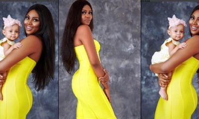Actress Yvonne Nelson celebrates 33rd birthday with amazing photos