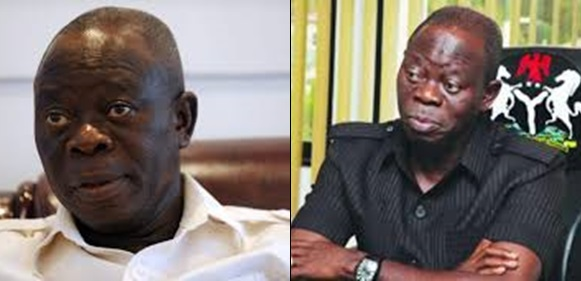 Oshiomhole Flees To USA After Being Interrogated By DSS In Abuja, Oshiomhole Reportedly Flees To USA After Being Interrogated By DSS In Abuja, Latest Nigeria News, Daily Devotionals & Celebrity Gossips - Chidispalace