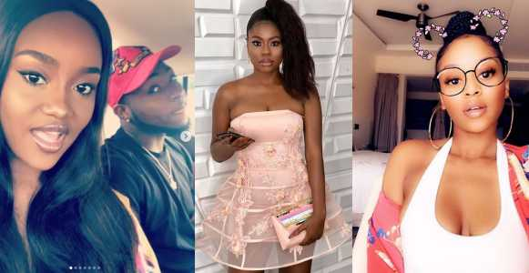 Davido birthday, Chioma gives supports to Davido as his baby mamas snub him on his 26th birthday, Latest Nigeria News, Daily Devotionals & Celebrity Gossips - Chidispalace