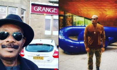 Nigerian Music Producer Don Jazzy And Father Celebrate Birthday Today (Video)