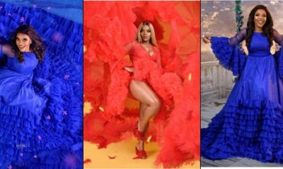See Adorable And Colourful Birthday Photos of Actress Empress Njamah