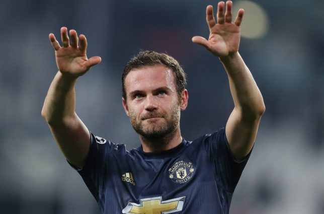 Mata, Champions League: What I told Ashley Young before free-kick against Juventus – Mata