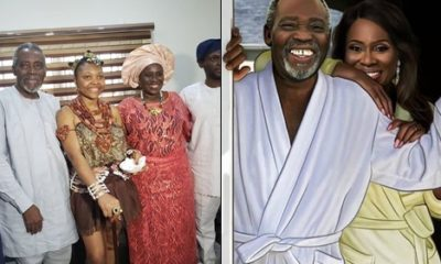 "Olu Jacobs, A white woman once called me ""A Dog"" says Olu Jacobs"