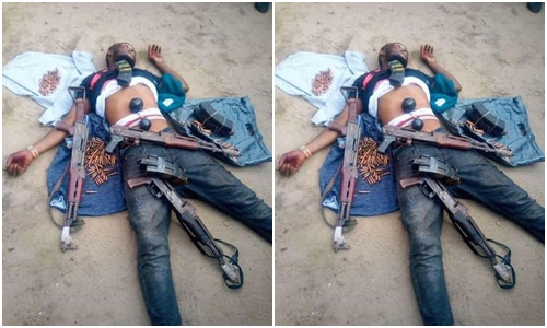 Police shoot to death a pastor who doubles as armed robber