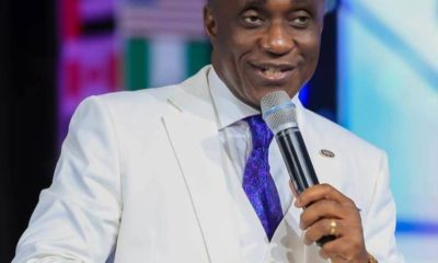Pastor David Ibiyeomie's Salvation Ministries opens up on alleged gay pastor, Pastor David Ibiyeomie's Salvation Ministries opens up on alleged gay pastor, Latest Nigeria News, Daily Devotionals & Celebrity Gossips - Chidispalace