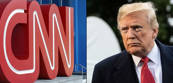 CNN Sues Trump And His Aides, CNN Sues Trump And His Aides For Barring Correspondent From White House