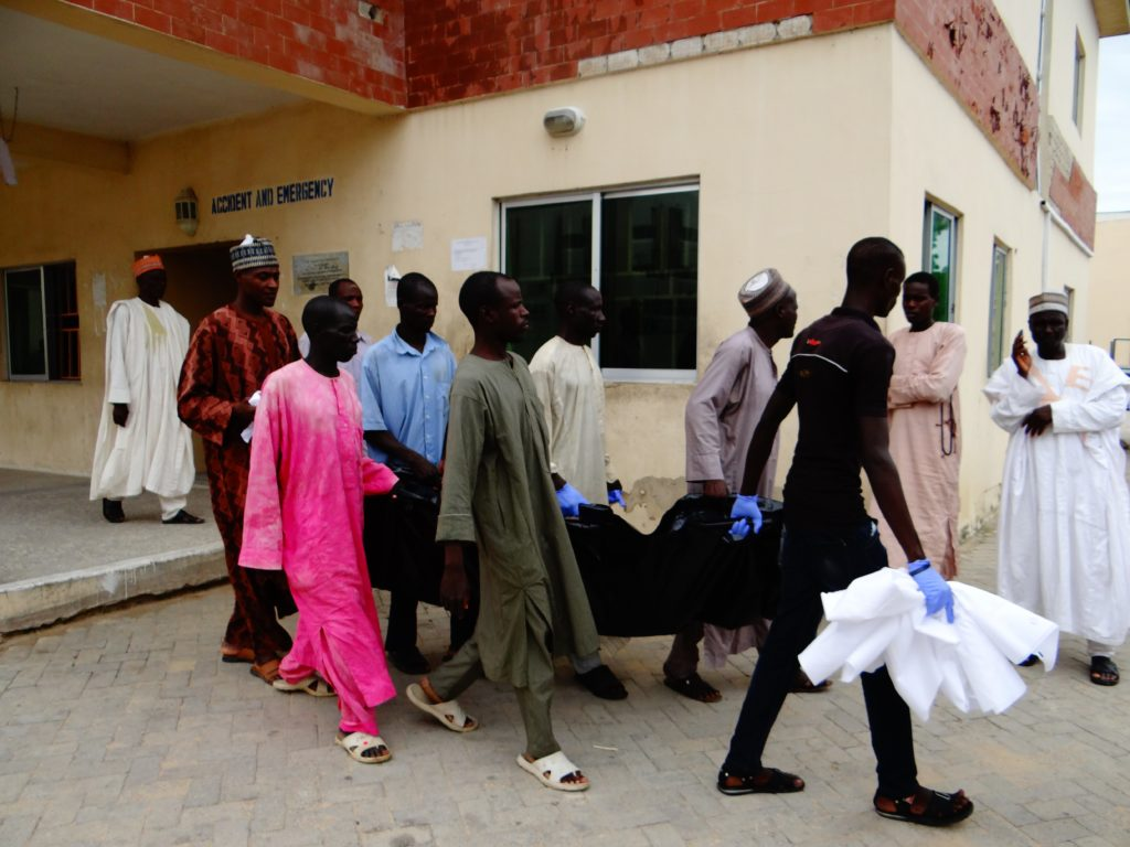 Suicide Bombers, 2 suicide bombers killed, 5 CJTF members injured in foiled suicide attempt, Latest Nigeria News, Daily Devotionals & Celebrity Gossips - Chidispalace