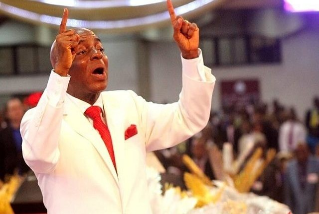 Bishop Oyedepo breaks silence on 'Dead Buhari' Jibril From Sudan, Bishop Oyedepo breaks silence on 'Dead Buhari' Jibril From Sudan (Video)