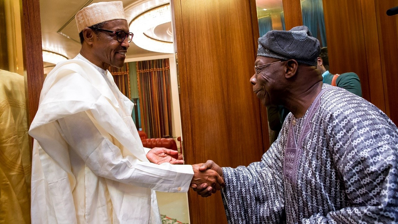 Photo of Latest News: Buhari must go, Obasanjo insists