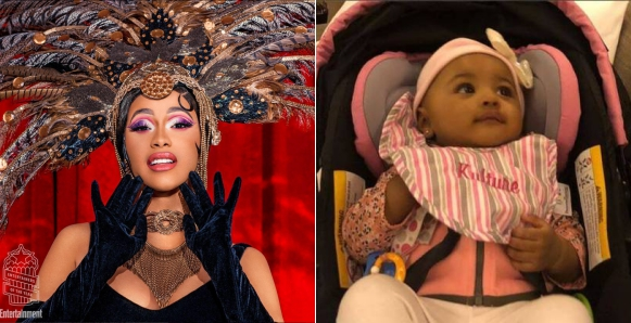 Cardi B, Cardi B Shows Off Her Daughter To The World A Day After Announcing Her Break Up With Offset