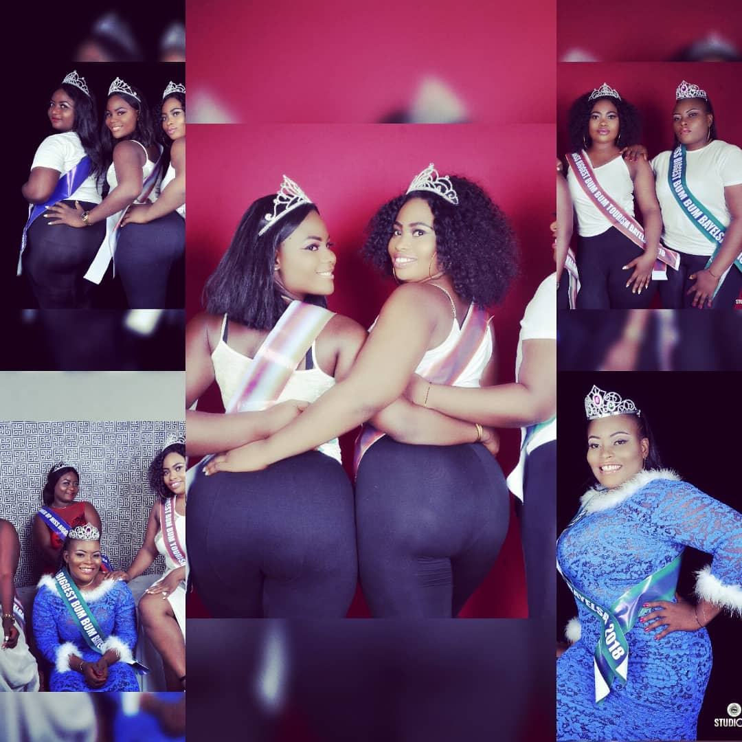 Miss Biggest BumBum Bayelsa 2018, See Photos of Miss Biggest BumBum Bayelsa 2018, Latest Nigeria News, Daily Devotionals & Celebrity Gossips - Chidispalace