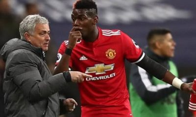 "Mourinho calls Pogba ""a virus"" in front of Manchester United squad"