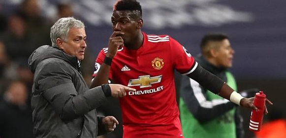 """Pogba a virus, Football News: Mourinho calls Pogba """"a virus"""" in front of Manchester United squad"""