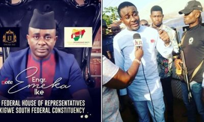 Nollywood, Nollywood: I was begged to return to Acting – Emeka Ike