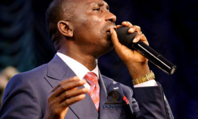 , The Purpose of The Blessing by Pastor Paul Enenche