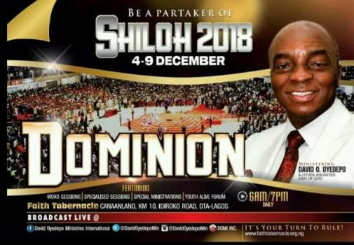 Photo of Watch Shiloh 2018 Live Broadcast Day 4 Morning Session – December 7