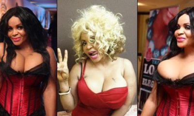 cossy, Busty Actress Cossy Ojiakor attacks Apostle Suleman, Daniel Okeke and Iyabo Ojo (Read)