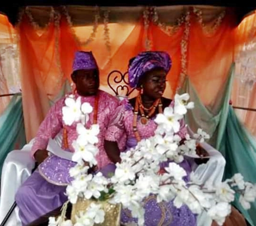 Four Brothers Marry Six Wives Same Day, Four Brothers Marry Six Wives Same Day, As Two Of Them Married Two Wives Each In Delta State (Photos)