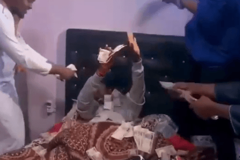 Igbo men, Igbo men go viral with the manner in which the surprised their friend on his birthday
