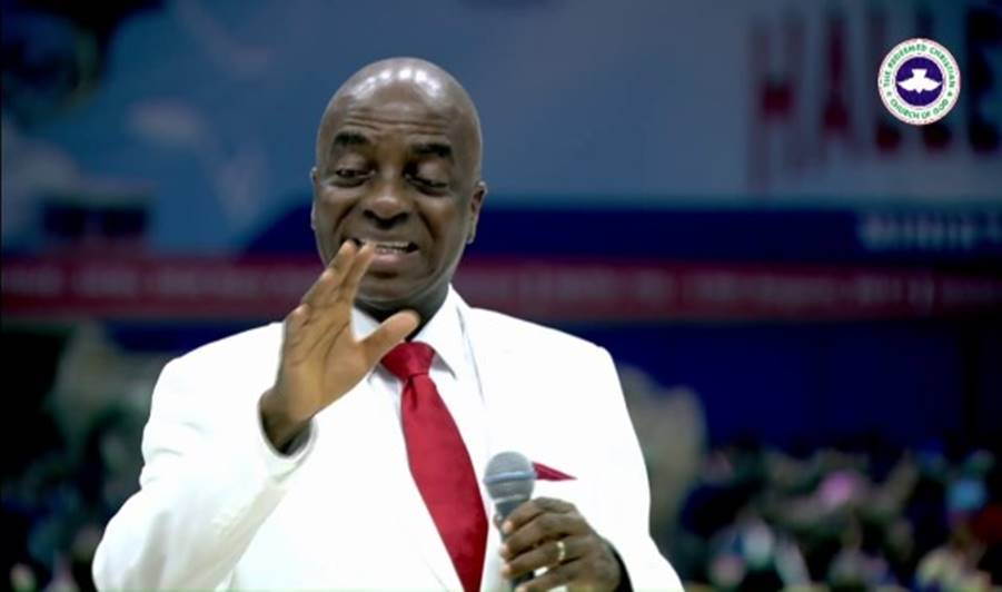 Bishop Oyedepo makes revelation about COVID-19 vaccine, Bishop Oyedepo makes revelation about COVID-19 vaccine, Latest Nigeria News, Daily Devotionals & Celebrity Gossips - Chidispalace