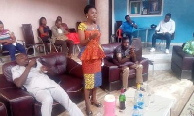 Breaking: Pastor Esther Martins and supporters set to dump PDP for APC in Bayelsa