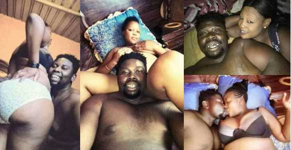 Young man and plus-sized fiancee go viral, Young man and plus-sized fiancee go viral after they get matching tattoo