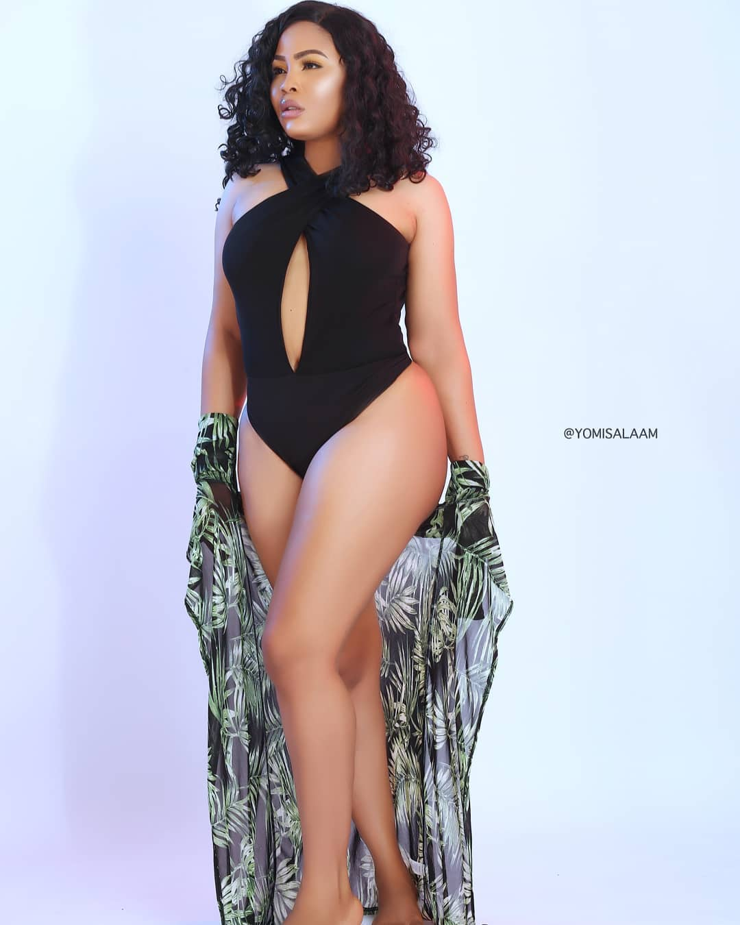 Nollywood Actress, Sharon Francis Set To Give Men Heart Attack With These Photos