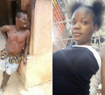 Photo of Photos: Young girl declares interest in man with down syndrome who married 15-year-old girl in Ozubulu, says people should stop insulting him