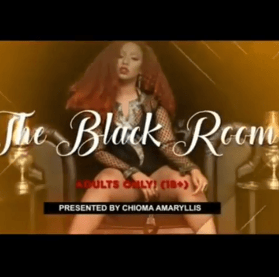 Photo of Chioma Amaryllis teaches men to find a woman's G-spot in new episode of The Black Room (+18 video)