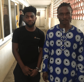 Two men allegedly drugged raped and filmed 23 year old lady in Lekki, Photo: Two men allegedly drugged, raped and filmed 23 year old lady in Lekki