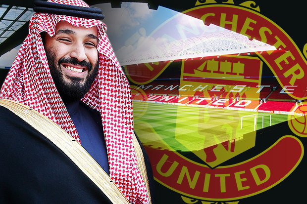 Manchester United 'receive whopping £3.8BN takeover bid' from Saudi Crown Prince, Manchester United 'receive whopping £3.8BN takeover bid' from Saudi Crown Prince