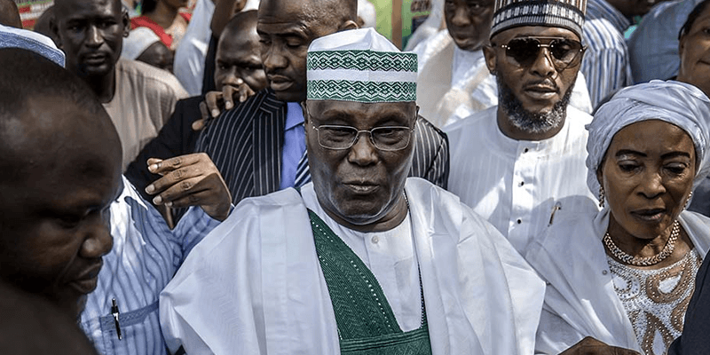 Photo of Just In: My victory is sure, Atiku boasts