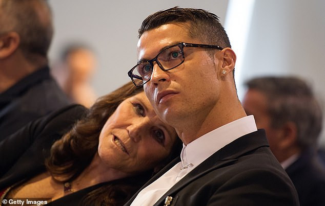 Cristiano Ronaldo's mother defends him against rape claims, says alleged victim 'didn't go to his hotel room to play cards'