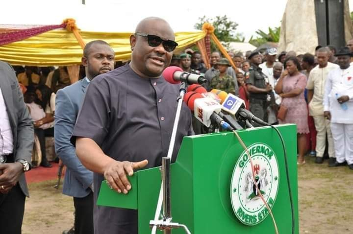 'The Army is plotting to cause a crisis, so that the governorship election in Rivers State will be cancelled' - Nyesom Wike alleges