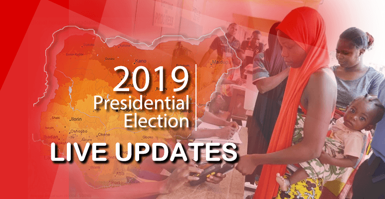 2019 Election Live Updates : Results and Situation Report of 2019 Presidential Election