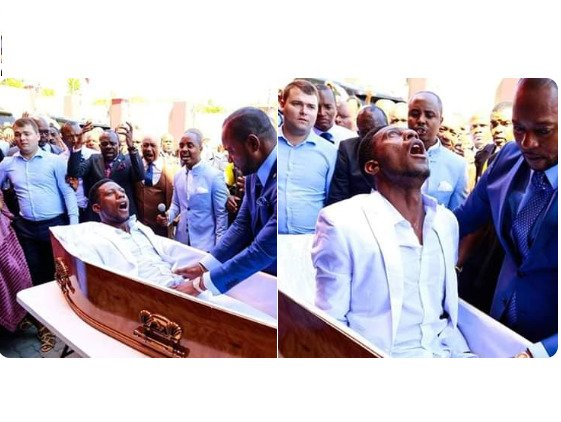 Exposed: Funeral parlor denies South African Pastor's claims on resurrecting a dead man, Exposed: Funeral parlor denies South African Pastor's claims on resurrecting a dead man