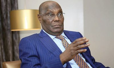 Buhari, Buhari not a democrat, must be sacked in 2019 – Atiku averred