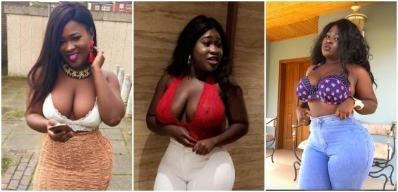 ", ""If we want to catch up with the changing trends, we have to wear seductive dresses""– Ghanaian singer (Photos), Latest Nigeria News, Daily Devotionals & Celebrity Gossips - Chidispalace"