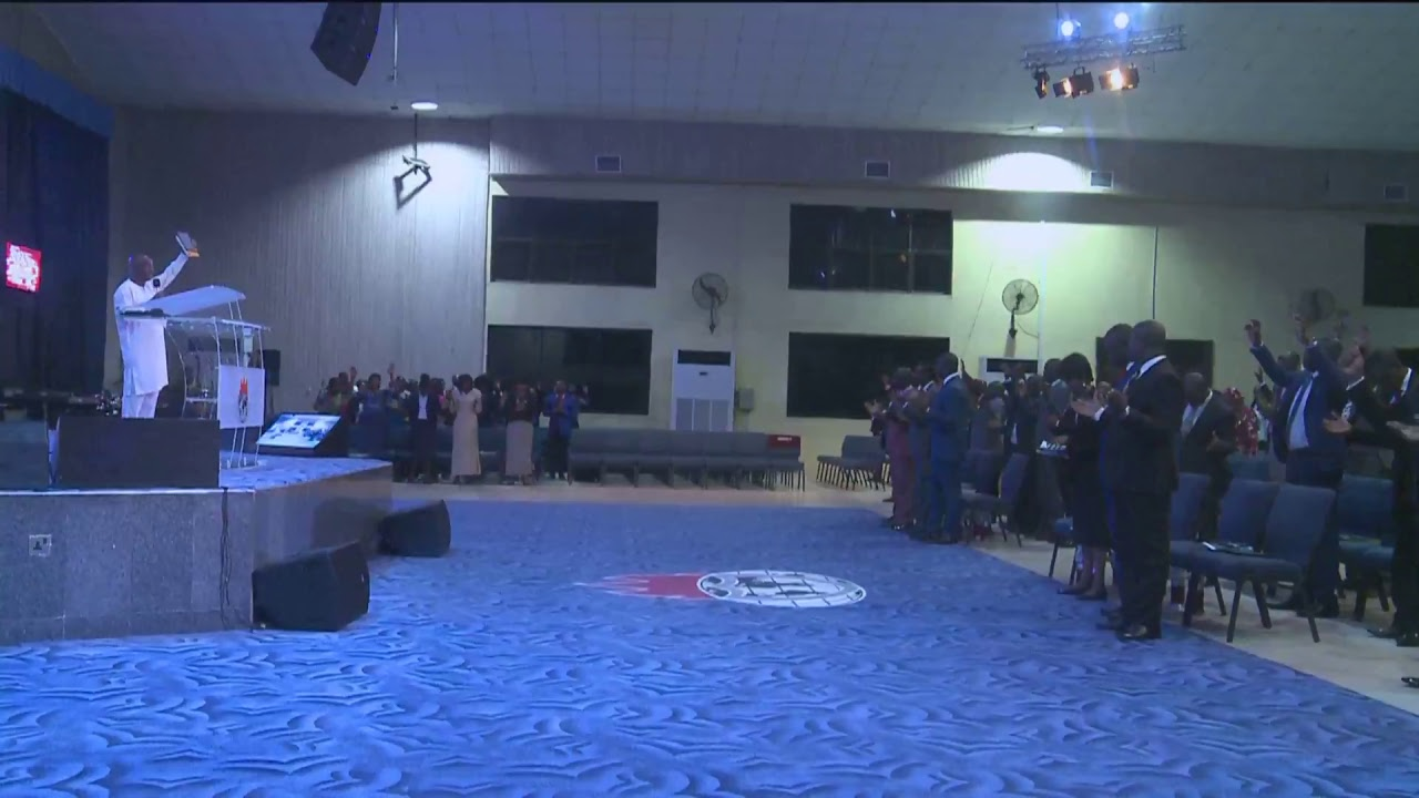 Winners' Chapel LIVE Service 13 January 2019, Winners' Chapel LIVE Service 13 January 2019 with Bishop David Oyedepo