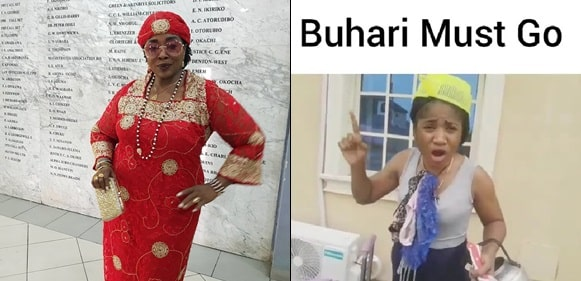 Photo of I Am Still Atikulated, No Shaking, Buhari Must Go- Actress Rita Edochie Declares, Shares Hilarious Video