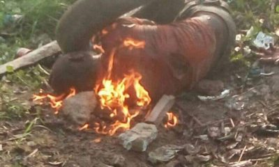 Man killed after butchering young girl for rituals in Akenfa in Yenagoa