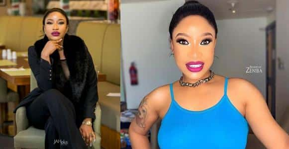 "Photo of ""A worthless man would always be a worthless man"" – Tonto Dikeh throws shade"